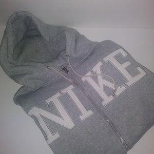 Nike Gray Hoody